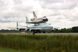 Space Shuttle Discovery STS-128