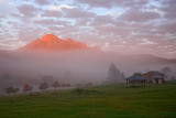 Mt Barney Sunrise