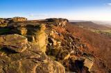 Curbar Edge Rocks