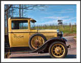 Elkin Creek Winery Truck
