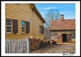 Old Salem Woodpile