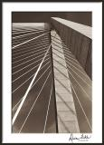 Cooper River Bridge Abstract