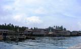 Galang fishing village