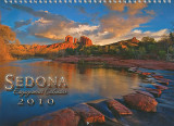 Sedona Calendar for 2010 - Published by Smith-Southwestern