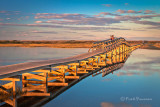 Footbridge - Cape Cod  #MG 5899