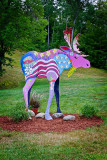 Moose at Sculpture Garden #5704