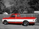 My ol' truck