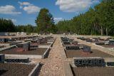 Êëàäáèùå äåðåâåíü (the cemetery of villages)