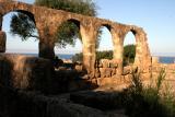 Tipaza,Roman ruins,Algeria