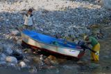 Fisherman getting ready,Bejaia.