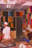 wool shop.