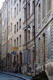 Old city streetscape