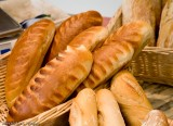 Warm French bread