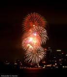 Harbour fireworks 1