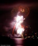 Harbour fireworks 3