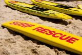 Surf rescue craft