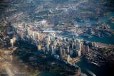Sydney CBD by air