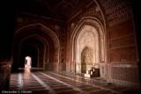 Masjid of Taj Mahal