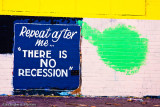 24 May 09 - there is no recession
