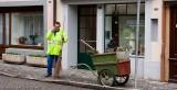 Old broom