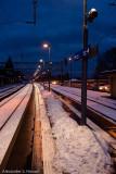 Creux de Genthod station