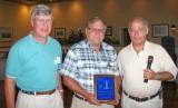 Buffalo Launch Club -  COMMODORE'S AWARD  - 1931 40' Hacker Craft  LOCKPAT II Tom Mittler