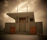 2008 - WINTER WORKSHOP - Frank Lloyd Wright Fontana Boat House