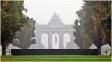 Cinquantenaire - Het jubelpark
