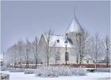 St. Katarina Church, Humelgem