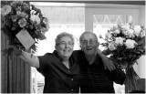 Mum and Dad, married for 60 years!