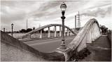 The Buda railway bridge