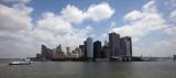Skyline - Staten Island Ferry