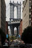 Manhattan Bridge, NYC NY