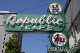 Republic Cafe - Portland, Oregon