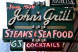 John's Grill - San Francisco, CA