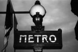 Metro - Paris, France