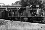 Downbound Train - Jackson, MS