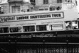 Tour Bus - London, England