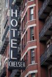 Hotel Chelsea - 222 W. 23rd. St.,