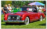 Herr Park in Landisville Car Show 9-20-09