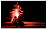 Fireworks at Bent Creek