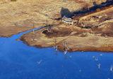 Mankwe Dam Hide From Balloon