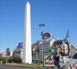 Buenos Aires ,Obelisco