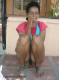 Miseria,indigencia,demencia,abandono total. Barranquilla Colombia