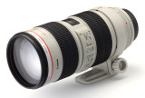Canon 70-200L IS f2.8 lens