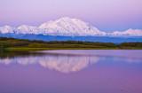 40-13459 - Mt McKinley at Dawn