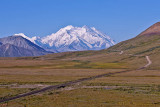 40-13539c  - Mt McKinley from Stony Hill