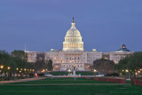 28257 - US Capitol at dusk