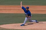 40d-1257R - Dodgers pitcher, Hiroki Kuroda