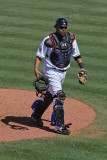 40d_1801c - Mets Catcher, Ramon Castro